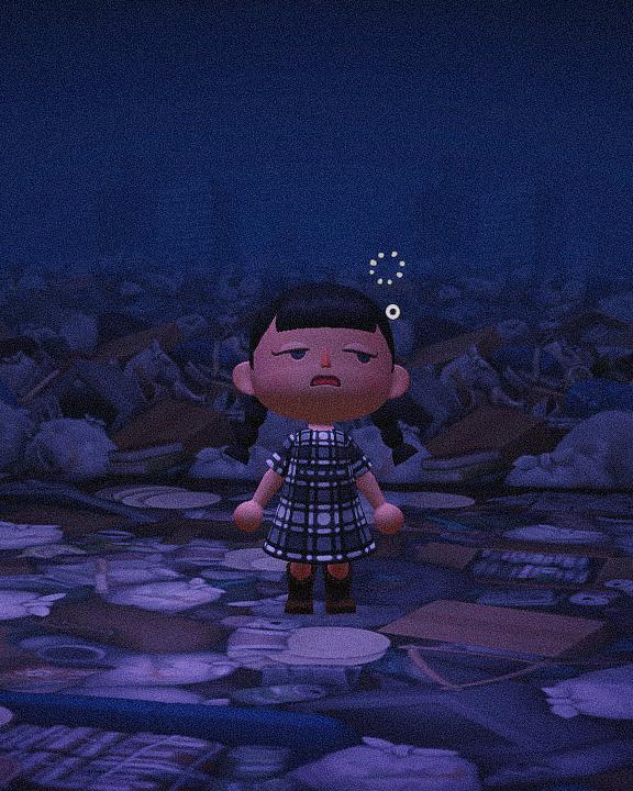 Специальная съемка BURO. x Dior в игре Animal Crossing (фото 7)