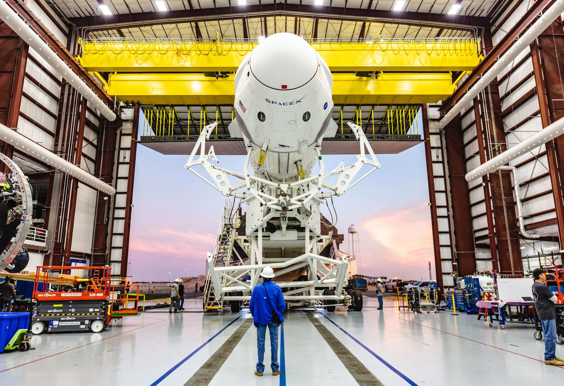 Новый космос миллиардеров (фото 3)