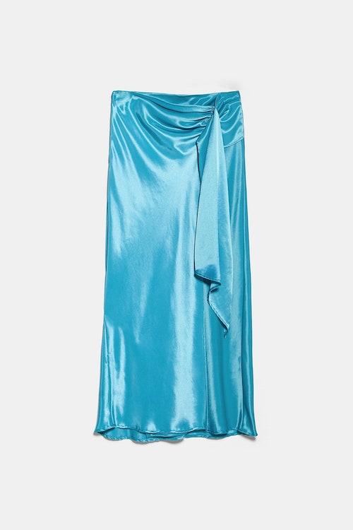 Энэ улиралд Zara брэндээс худалдан авах 13 юбканы загвар (фото 4)
