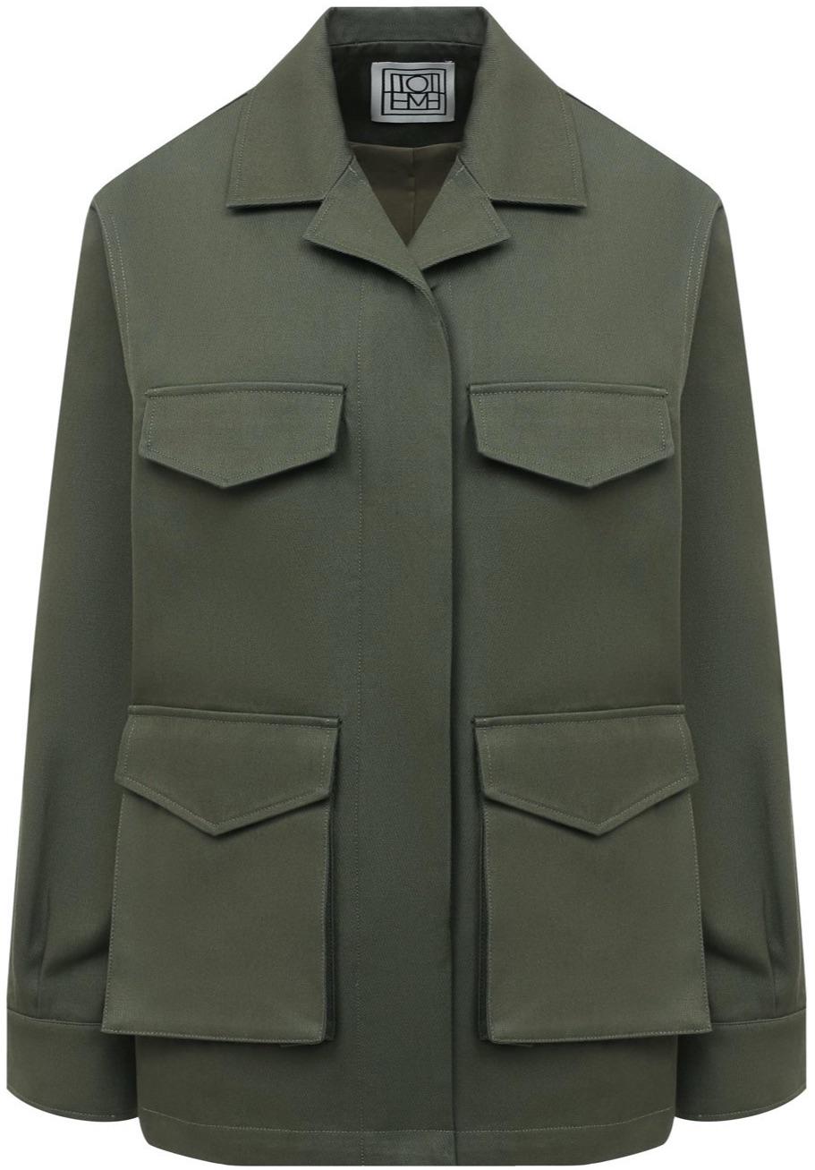 Юу худалдаж авах вэ: Армийн стильтэй хөнгөн куртка (фото 11)