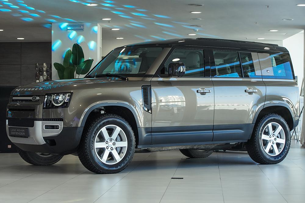 XXI зууны адал явдал эрэлхийлэгчдэд зориулсан шинэ үеийн Land Rover Defender (фото 25)