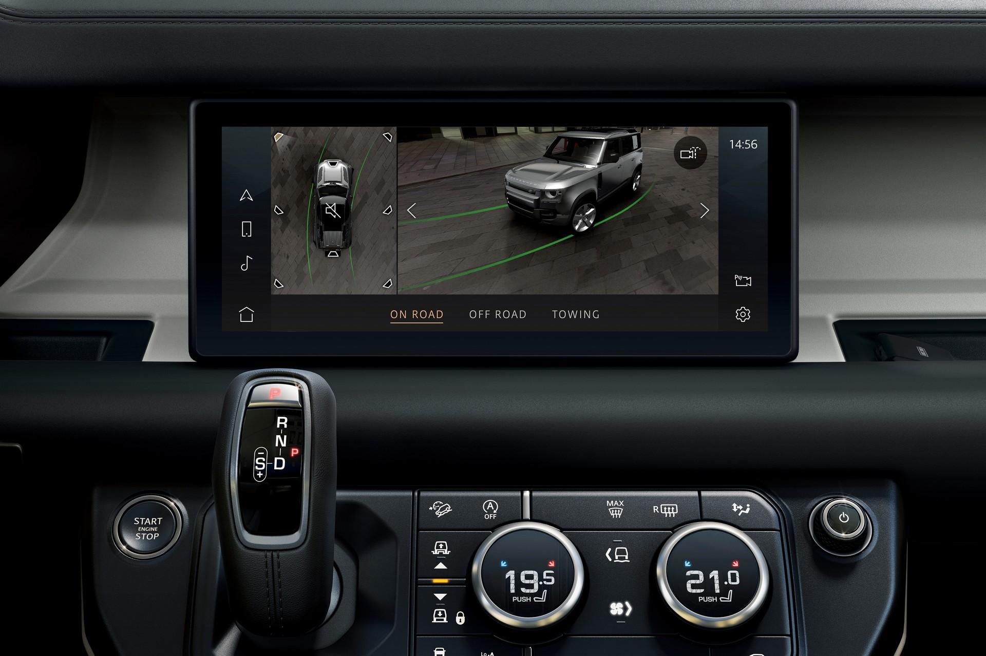 XXI зууны адал явдал эрэлхийлэгчдэд зориулсан шинэ үеийн Land Rover Defender (фото 12)