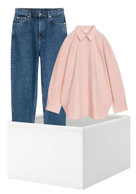 Хувцасны шүүгээ болон оюун санаагаа цэгцлэх 10 алхам (фото 9)