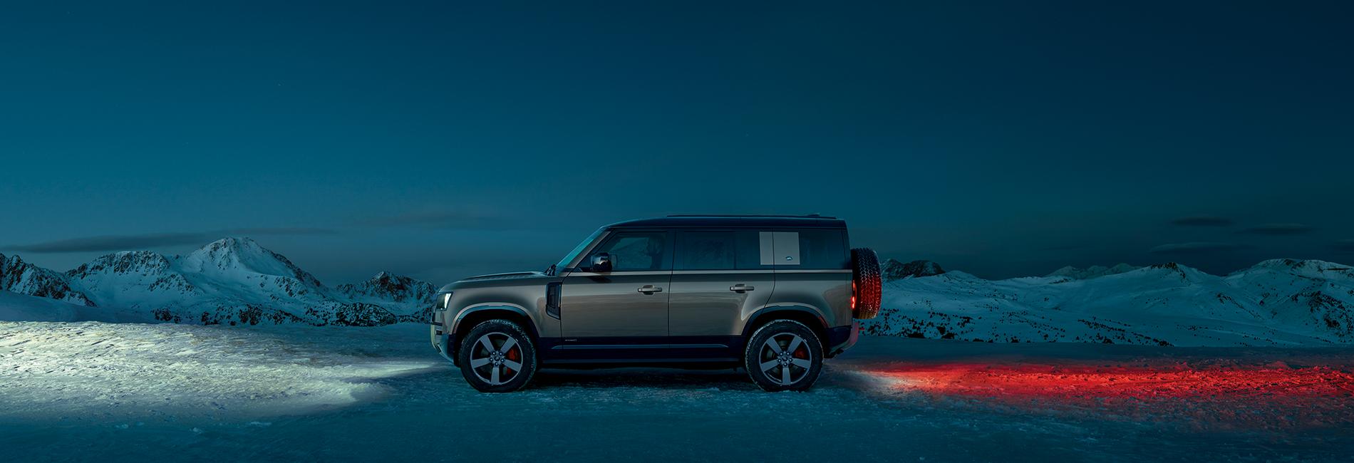XXI зууны адал явдал эрэлхийлэгчдэд зориулсан шинэ үеийн Land Rover Defender (фото 3)