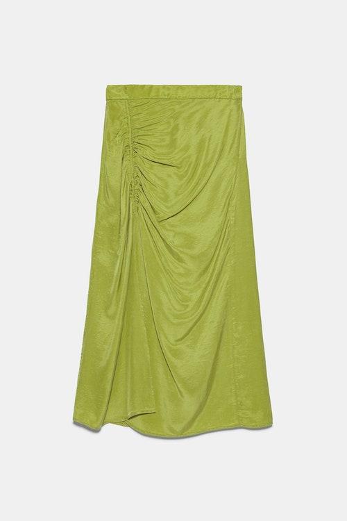 Энэ улиралд Zara брэндээс худалдан авах 13 юбканы загвар (фото 3)