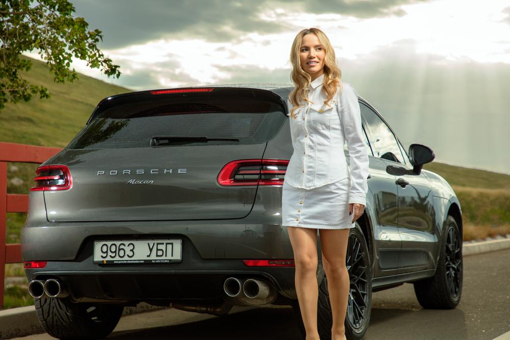 Porsche эзэмшигчийн түүх: Ука болон түүний Macan (фото 2)