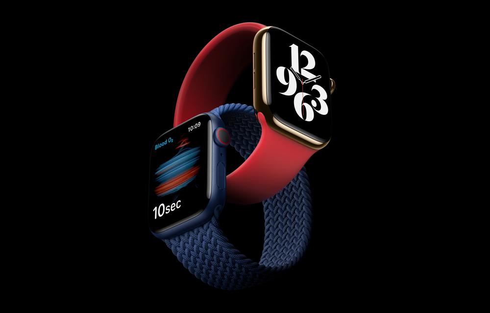 Apple цусан дахь хүчилтөрөгч хэмждэг Apple Watch, илүү хурдан iPad болон бусад шинэ бүтээгдэхүүнүүдээ танилцууллаа (фото 1)