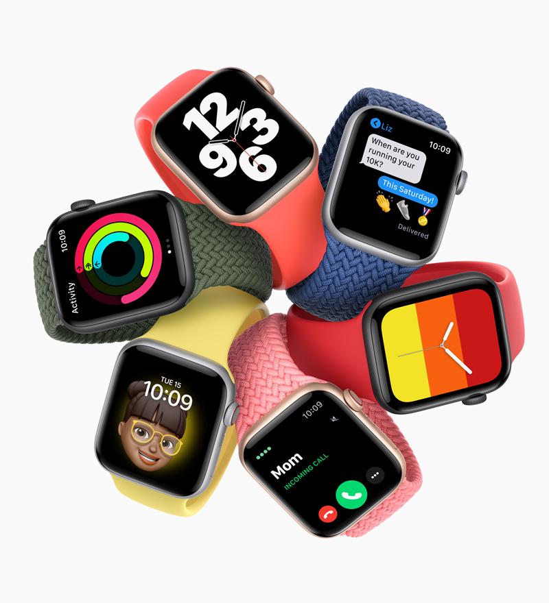 Apple цусан дахь хүчилтөрөгч хэмждэг Apple Watch, илүү хурдан iPad болон бусад шинэ бүтээгдэхүүнүүдээ танилцууллаа (фото 7)