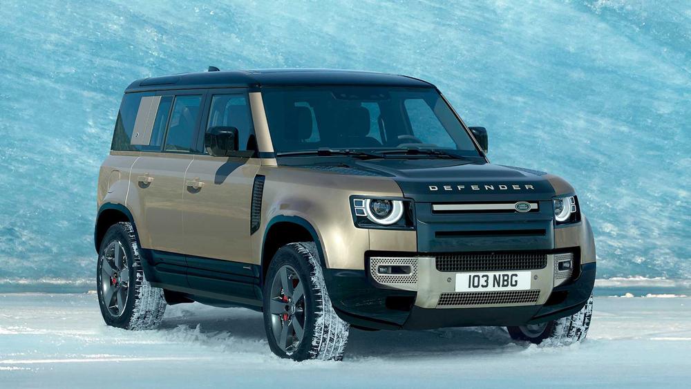 XXI зууны адал явдал эрэлхийлэгчдэд зориулсан шинэ үеийн Land Rover Defender (фото 4)