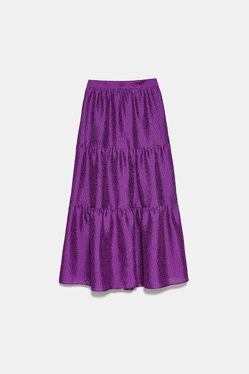 Энэ улиралд Zara брэндээс худалдан авах 13 юбканы загвар (фото 9)