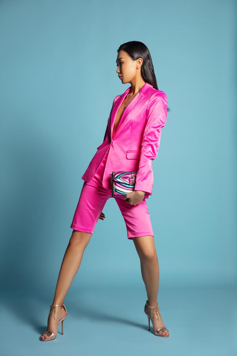 LIU JO x BURO зураг авалт: Загвараас эрч хүч авдаг эмэгтэйчүүд (фото 1)