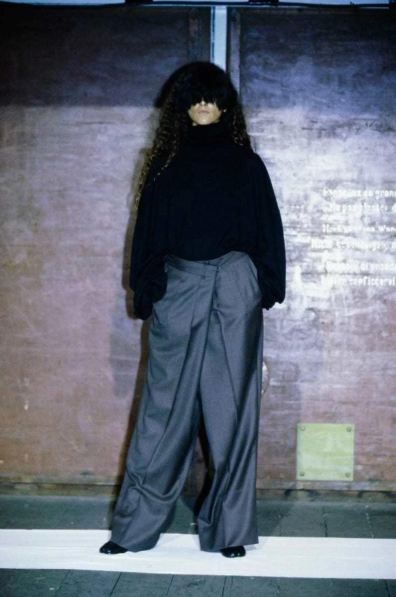 Бидний өнөөдрийн хувцаслалтыг бий болгосон Мартин Маржелагийн алдарт цуглуулга (фото 1)