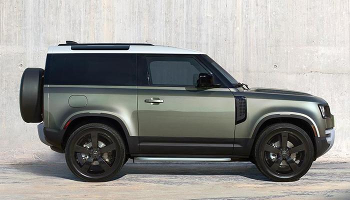 XXI зууны адал явдал эрэлхийлэгчдэд зориулсан шинэ үеийн Land Rover Defender (фото 15)