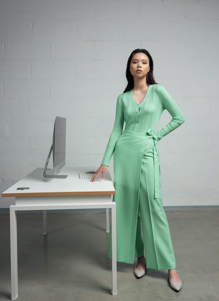 Оффис хувцаслалтын шинэ дүрмүүд: Хээнцэр, хүчирхэг, тухтай (фото 7)