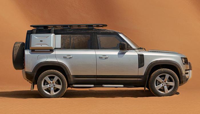 XXI зууны адал явдал эрэлхийлэгчдэд зориулсан шинэ үеийн Land Rover Defender (фото 17)
