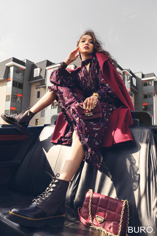 MICHAEL KORS x BURO - Их хотын намар. Эрх чөлөөтэй бүсгүй. Бохо глэм стиль (фото 41)