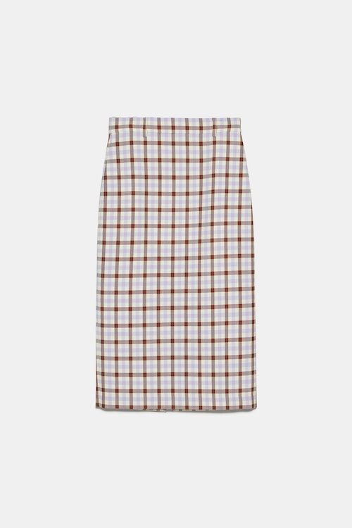 Энэ улиралд Zara брэндээс худалдан авах 13 юбканы загвар (фото 7)