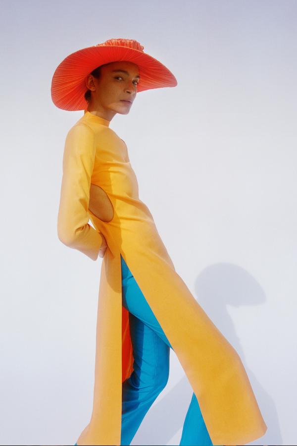 Хавар-зун 2020 өнгөний палитр - Лайм ногоон, цэнхэр, улбар шар болон бусад (фото 6)
