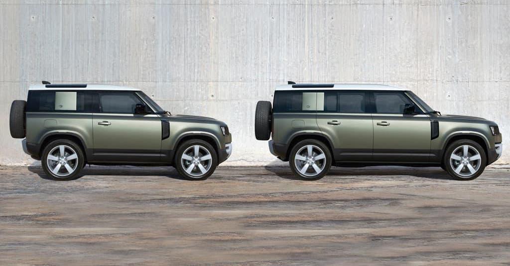 XXI зууны адал явдал эрэлхийлэгчдэд зориулсан шинэ үеийн Land Rover Defender (фото 14)