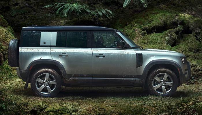 XXI зууны адал явдал эрэлхийлэгчдэд зориулсан шинэ үеийн Land Rover Defender (фото 18)