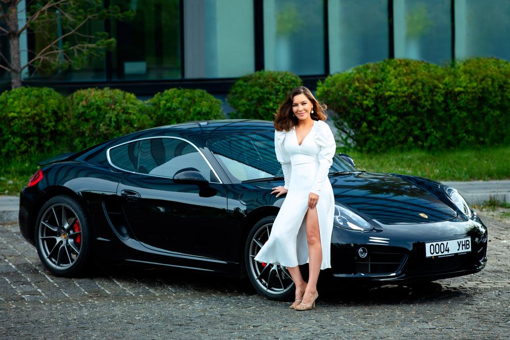 Porsche эзэмшигчийн түүх:Десиболон түүний Cayman S (фото 1)