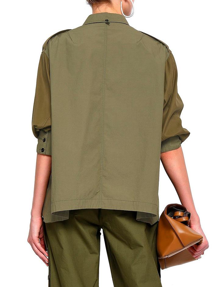 Юу худалдаж авах вэ: Армийн стильтэй хөнгөн куртка (фото 16)