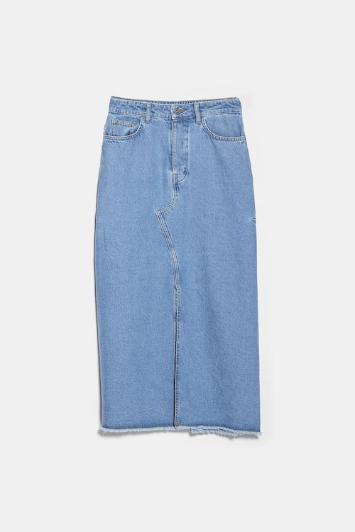 Энэ улиралд Zara брэндээс худалдан авах 13 юбканы загвар (фото 11)