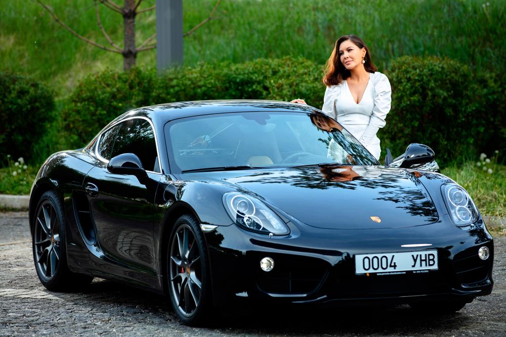 Porsche эзэмшигчийн түүх:Десиболон түүний Cayman S (фото 2)