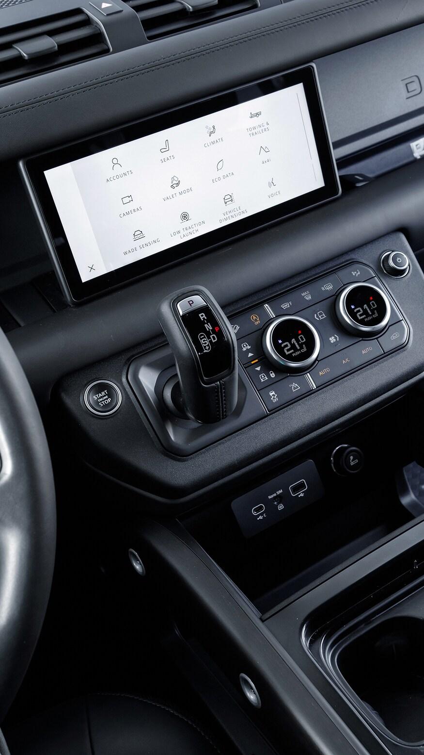 XXI зууны адал явдал эрэлхийлэгчдэд зориулсан шинэ үеийн Land Rover Defender (фото 10)