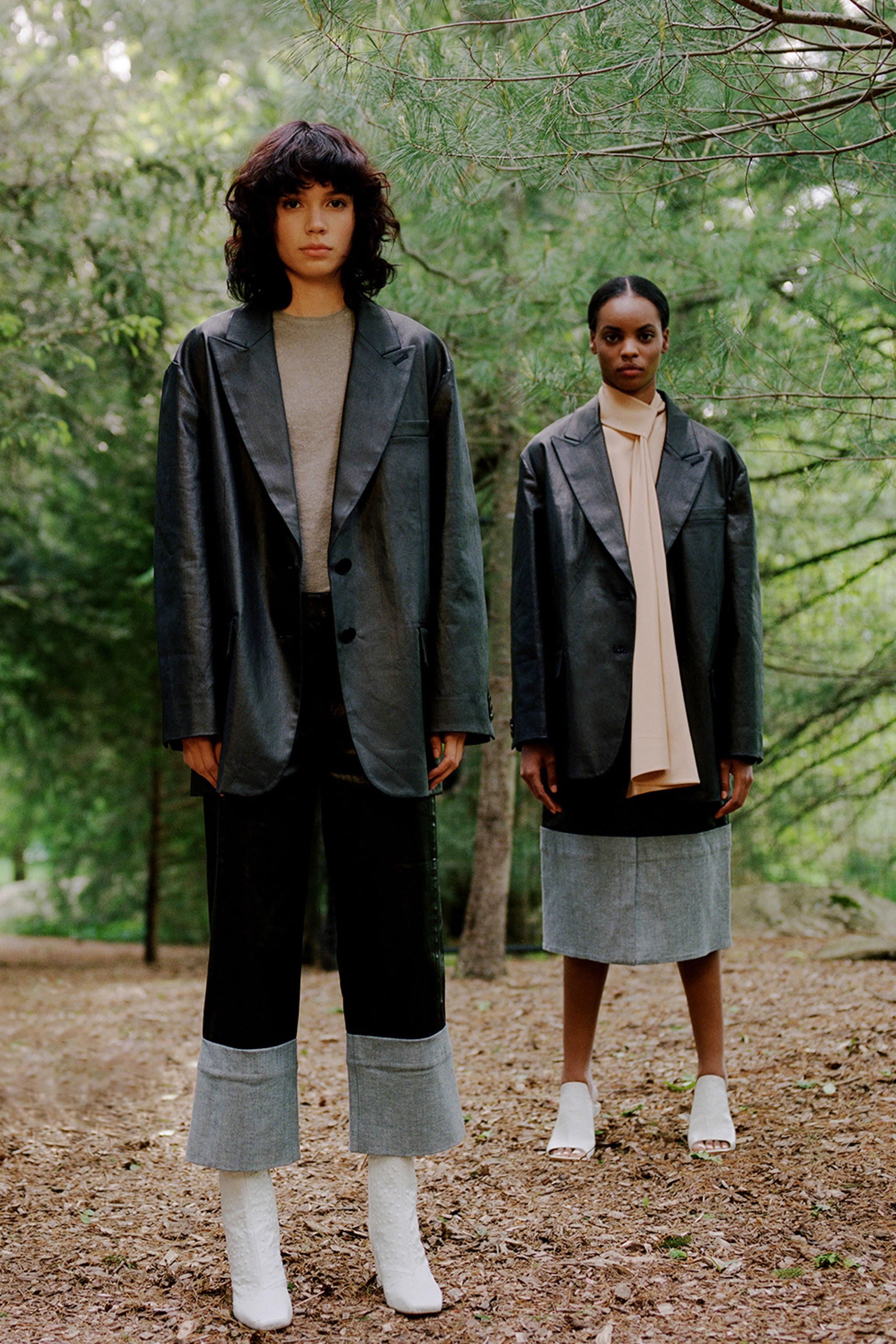 Савхин пиджак, макси юбка болон бусад дурсамж сэргээсэн 2020 оны ретро трендүүд (фото 2)