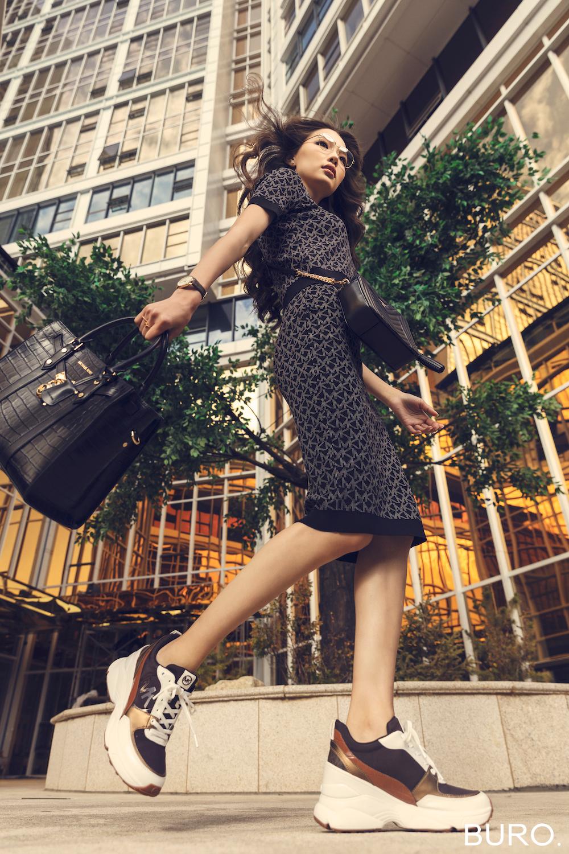 MICHAEL KORS x BURO - Их хотын намар. Эрх чөлөөтэй бүсгүй. Бохо глэм стиль (фото 40)