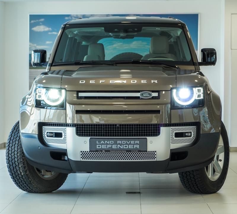 XXI зууны адал явдал эрэлхийлэгчдэд зориулсан шинэ үеийн Land Rover Defender (фото 6)