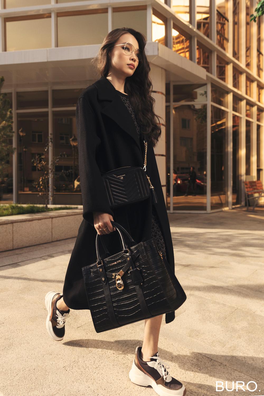 MICHAEL KORS x BURO - Их хотын намар. Эрх чөлөөтэй бүсгүй. Бохо глэм стиль (фото 42)