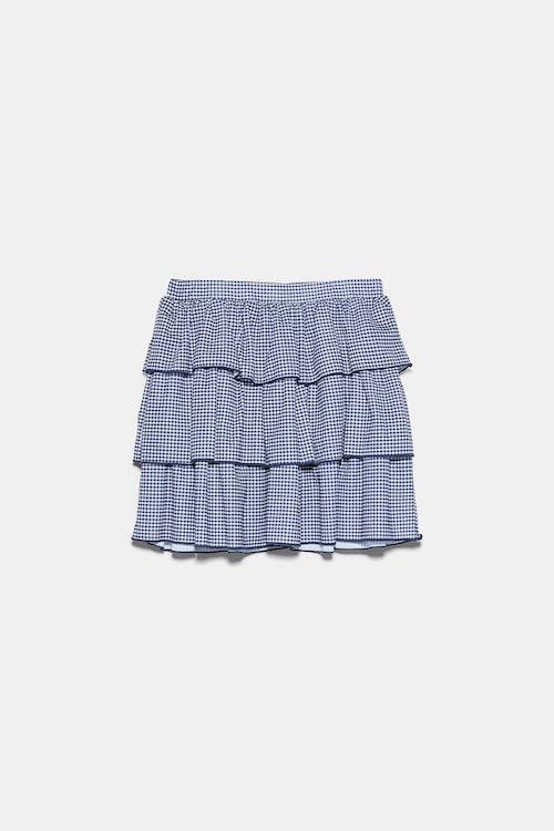 Энэ улиралд Zara брэндээс худалдан авах 13 юбканы загвар (фото 12)