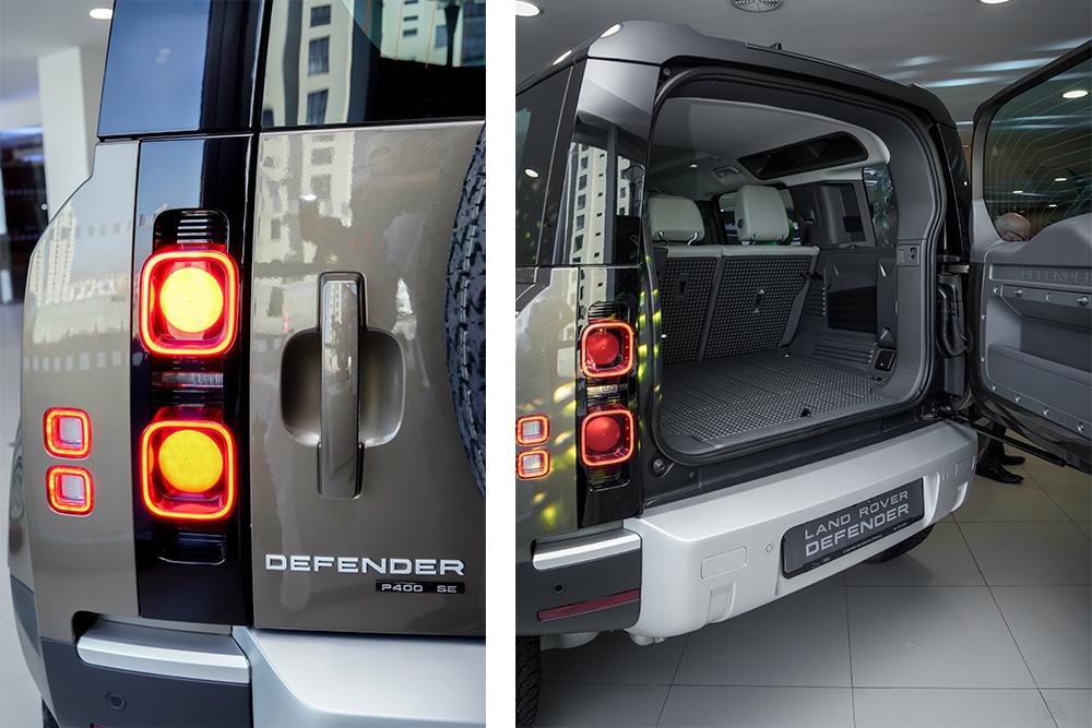 XXI зууны адал явдал эрэлхийлэгчдэд зориулсан шинэ үеийн Land Rover Defender (фото 26)