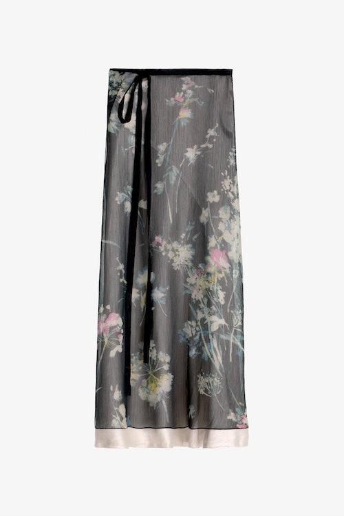 Энэ улиралд Zara брэндээс худалдан авах 13 юбканы загвар (фото 6)