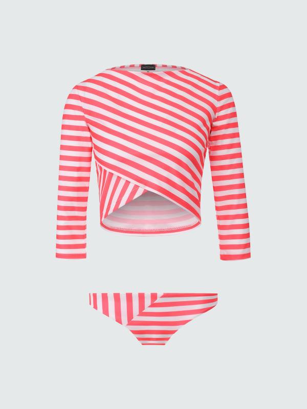 Ямар усны хувцас сонгох вэ: Хуниастай, дөрвөлжин хээтэй, судалтай зэрэг 36 загвар (фото 24)
