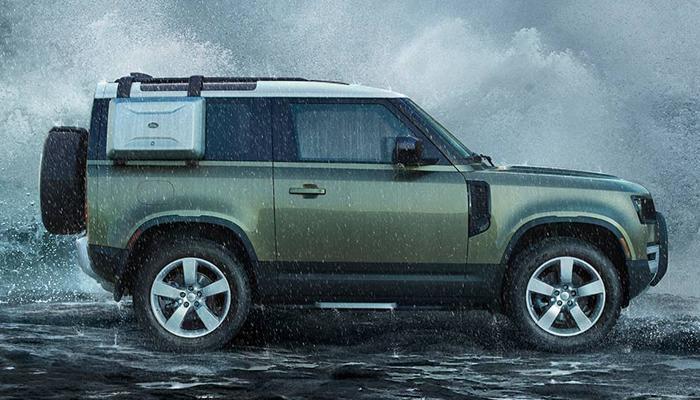 XXI зууны адал явдал эрэлхийлэгчдэд зориулсан шинэ үеийн Land Rover Defender (фото 16)