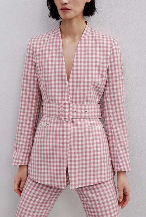 Чиг хандлага: Гингэм материалтай 20 зуны хувцас (фото 8)