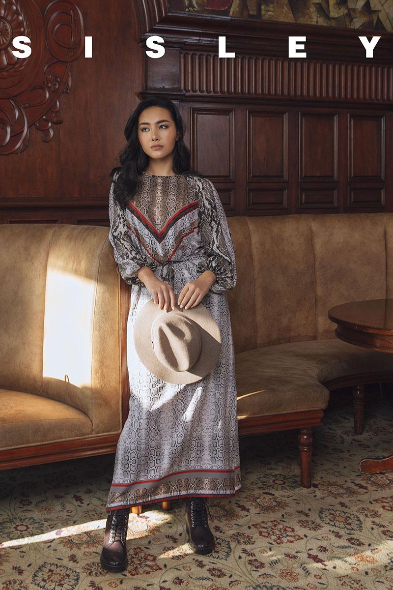 Франц маягаар шик хувцаслах нь: Өвлөөс хавар луу шилжихдээ Sisley-гээс бүрдүүлэх 8 төрх (фото 10)