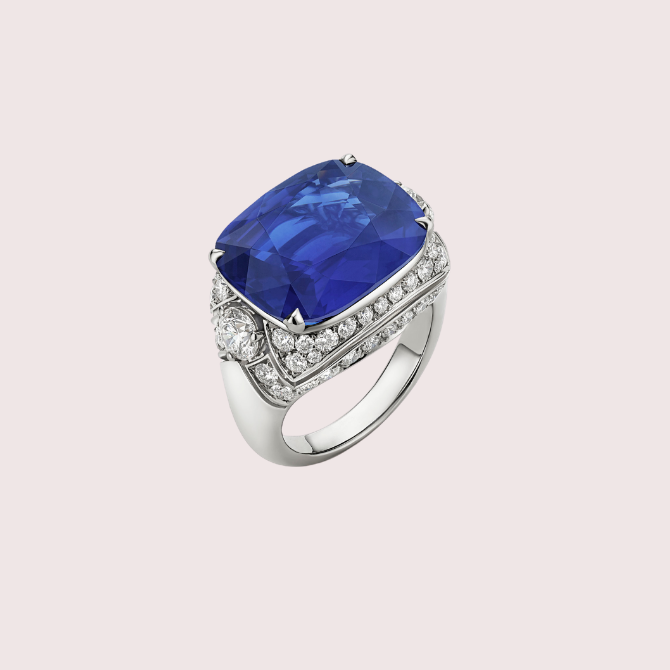BURO. birthstone: Everything to know about September's sapphires (фото 3)