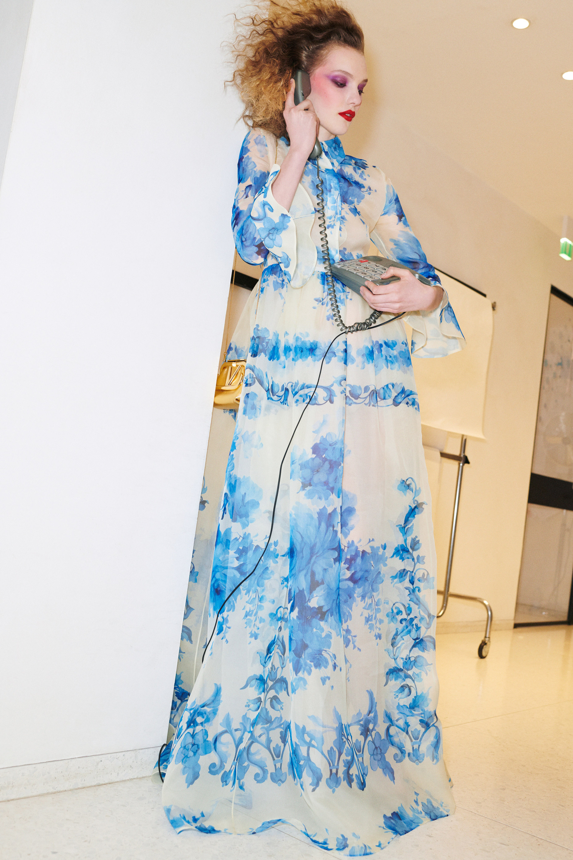Blue's Clues: Valentino Bluegrace is the collection to have in your wardrobes (фото 1)