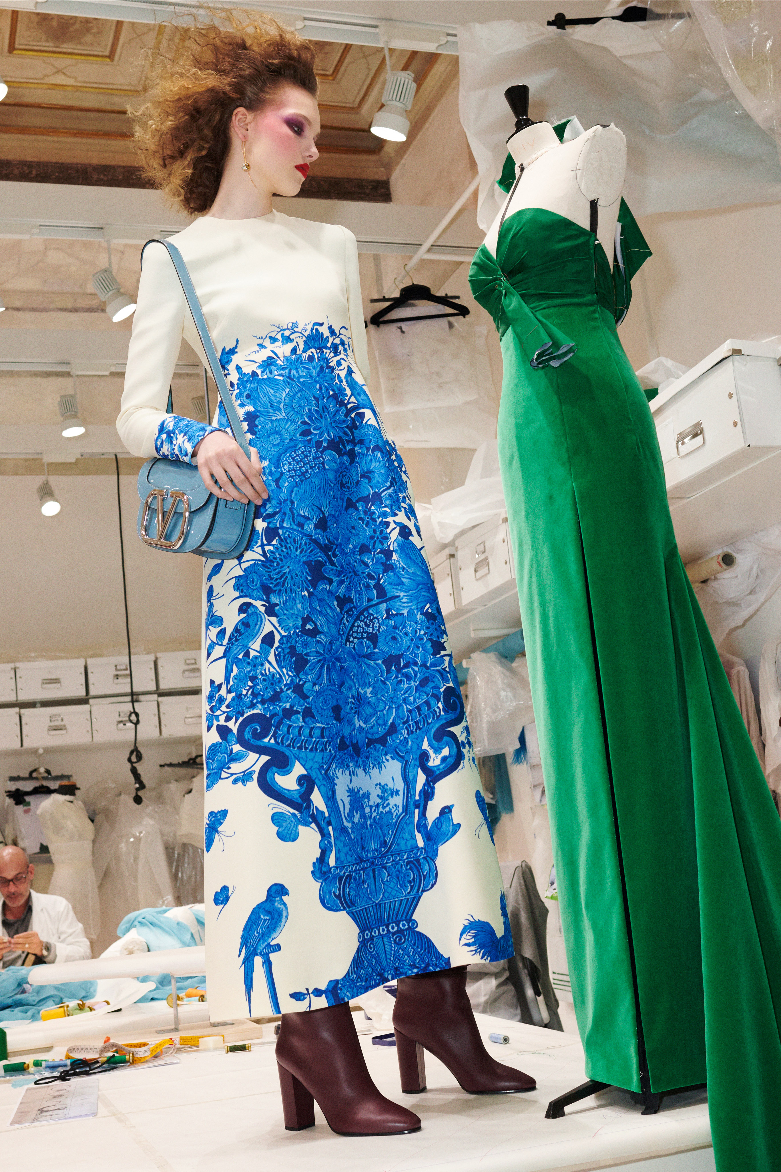 Blue's Clues: Valentino Bluegrace is the collection to have in your wardrobes (фото 4)