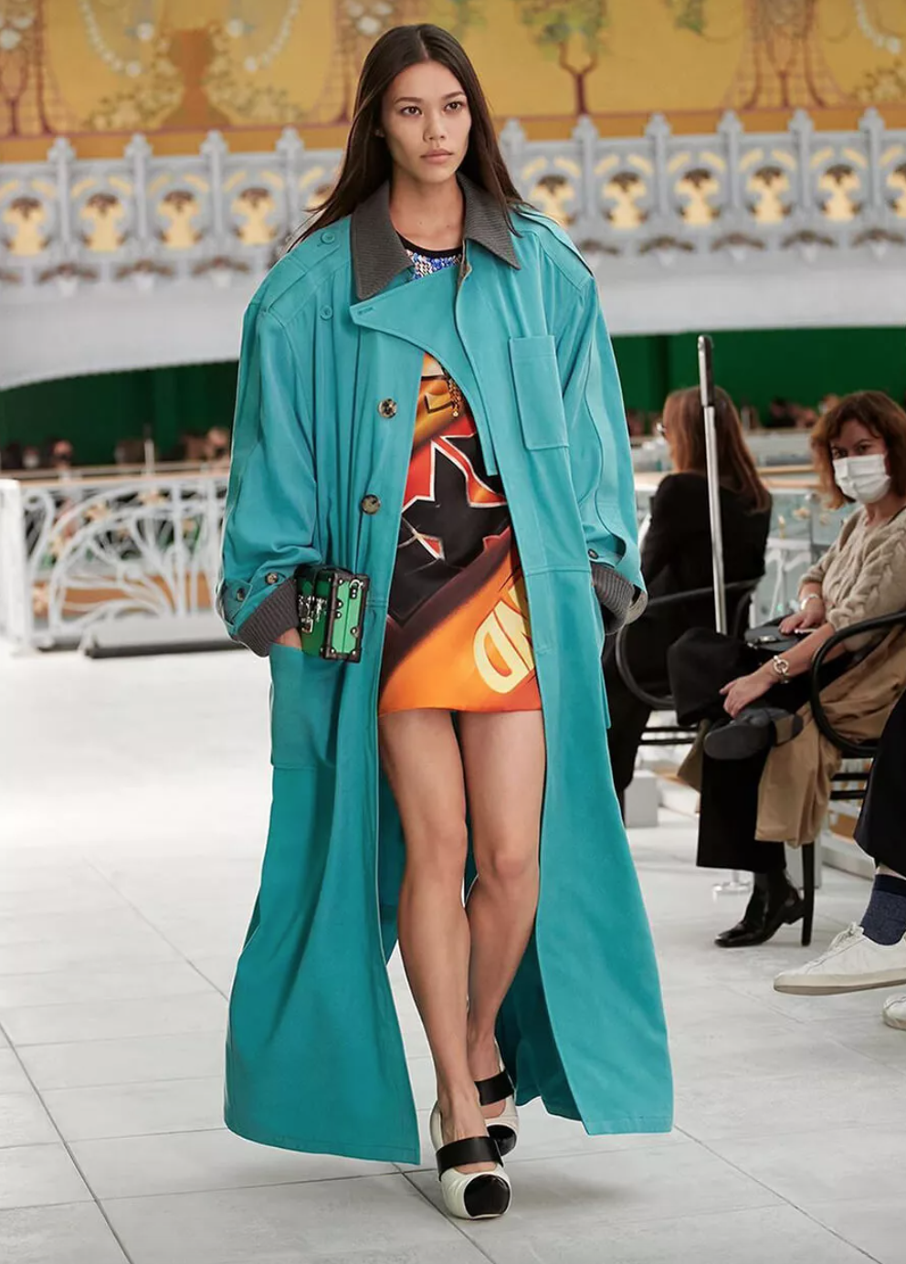 The Paris Fashion Week SS21 trends we love (фото 3)