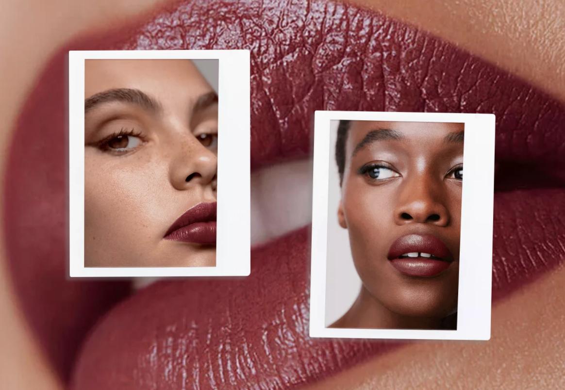Posh lips for Posh Spice (фото 1)