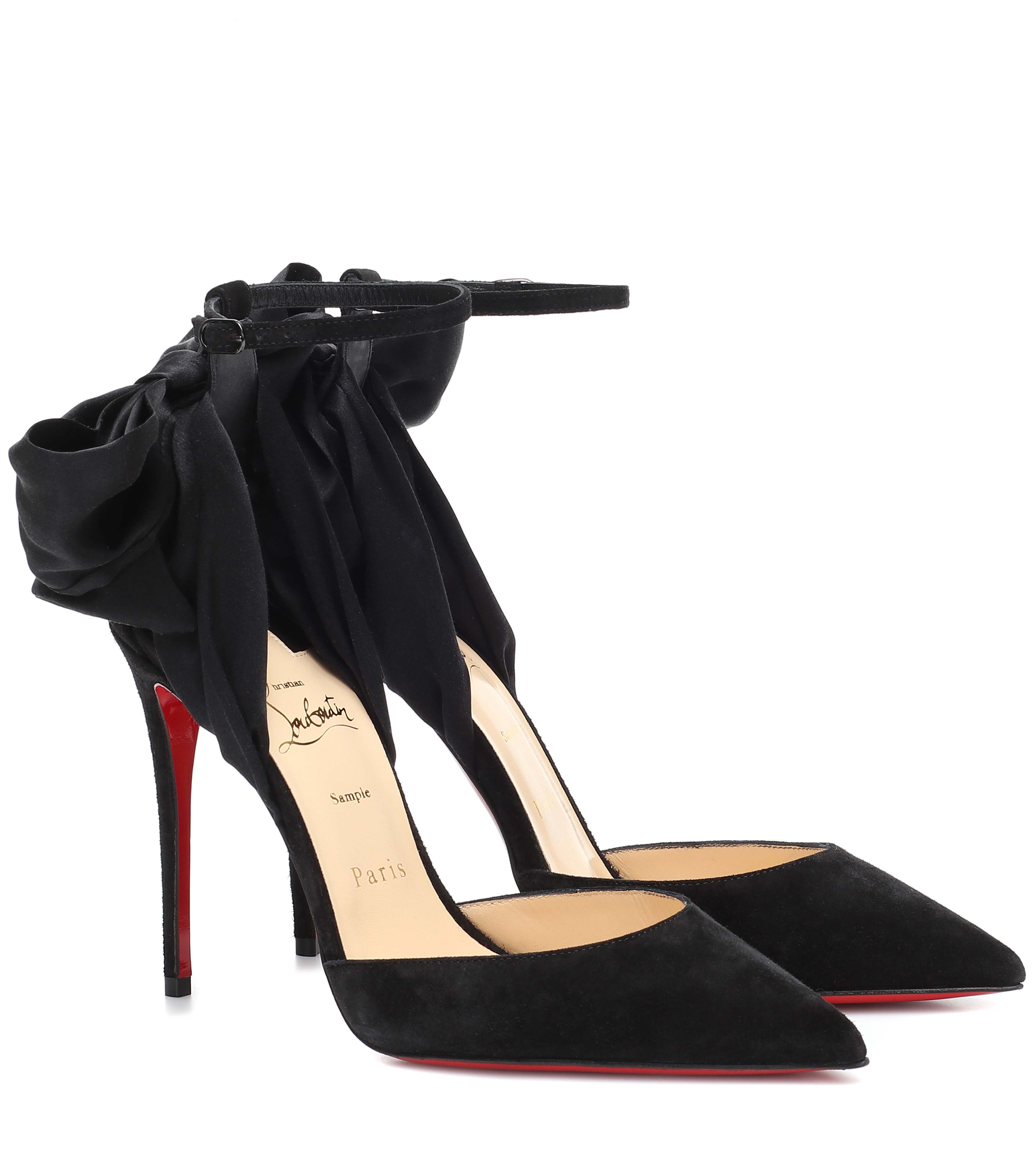 Mytheresa's exclusive capsule collection with Christian Louboutin is now available (фото 6)