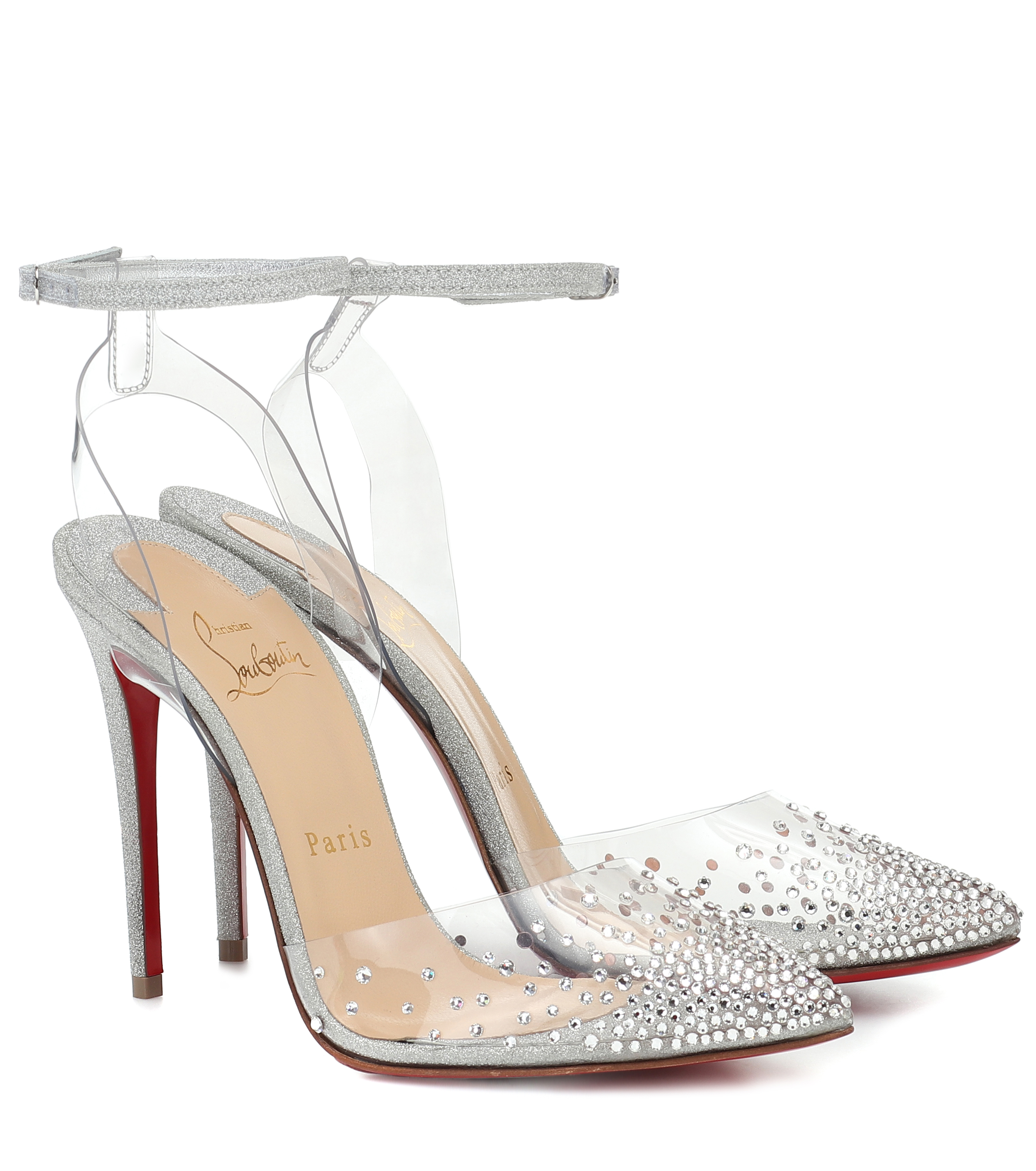 Mytheresa's exclusive capsule collection with Christian Louboutin is now available (фото 7)