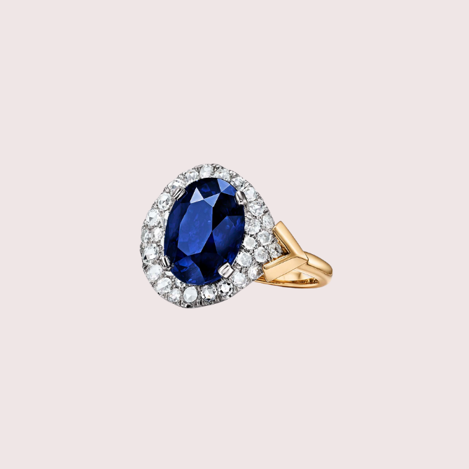 BURO. birthstone: Everything to know about September's sapphires (фото 4)