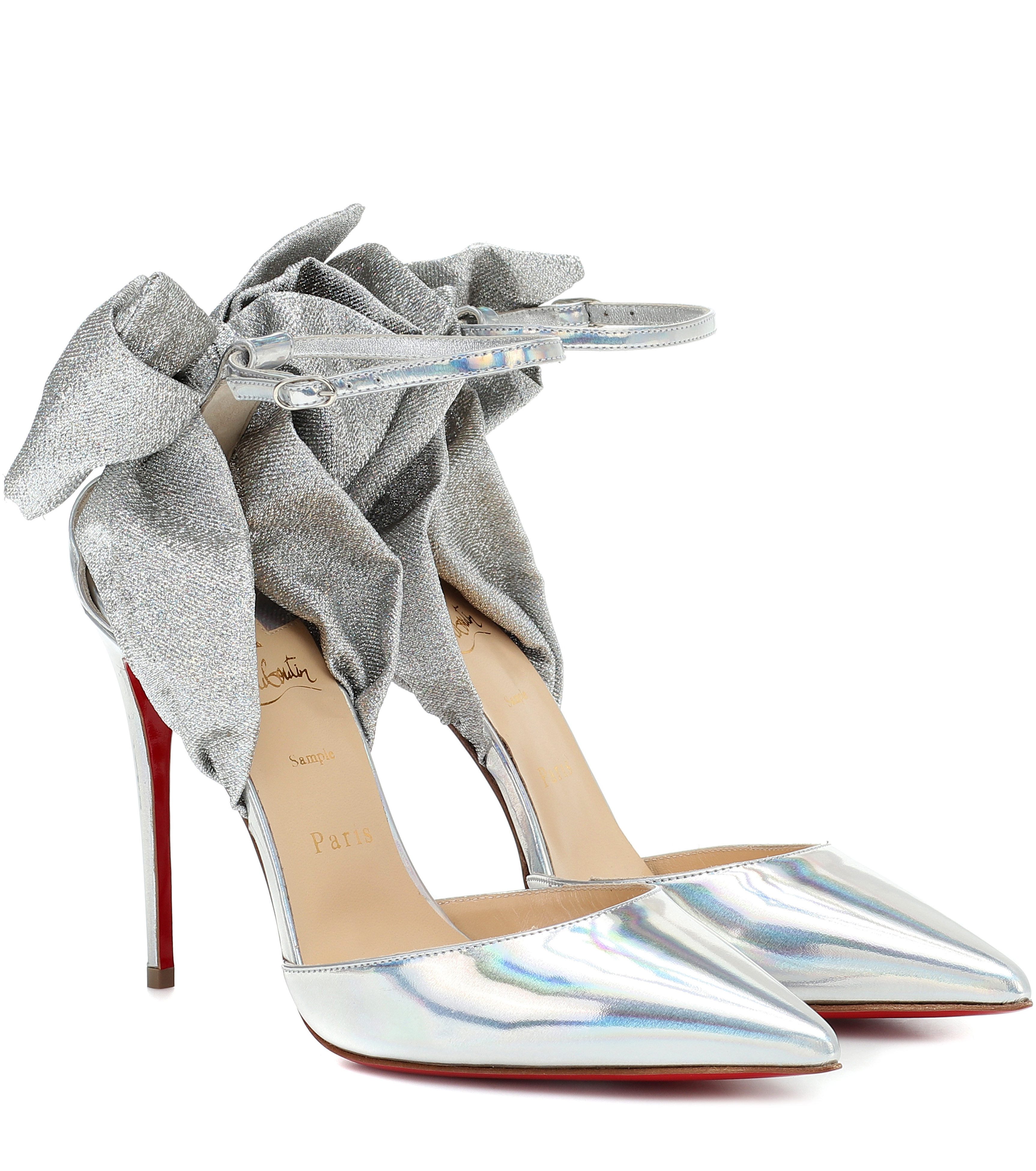 Mytheresa's exclusive capsule collection with Christian Louboutin is now available (фото 9)