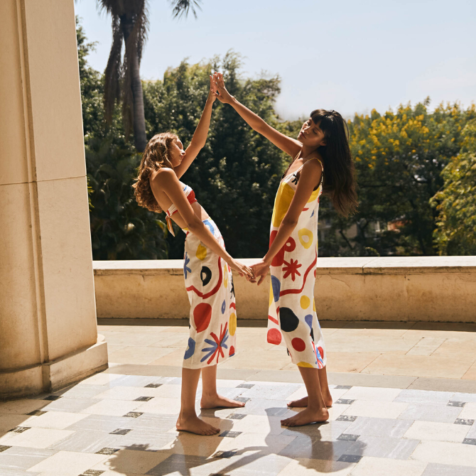 Un-cancel your summer plans with Cala De La Cruz's new collection on Matchesfashion (фото 4)